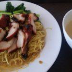 シンガポールで美味しいチャーシューヌードルのお店『忠干原味雲吞麺』